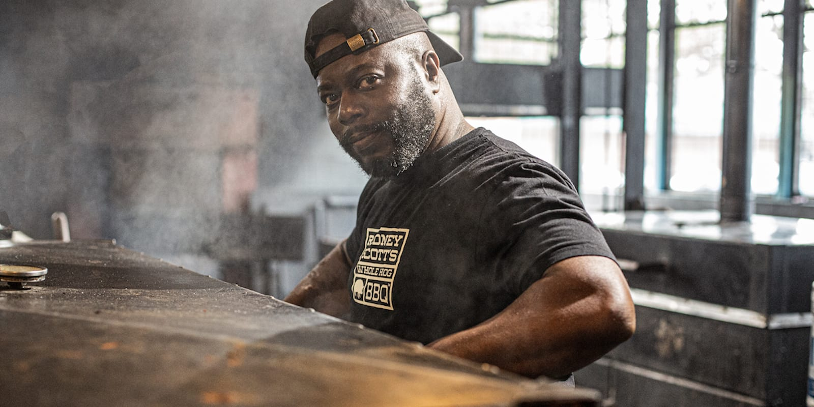 Recipes and Stories from Rodney Scott's World of BBQ