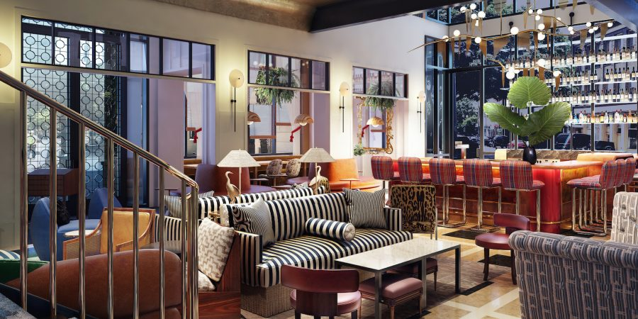 New restaurant in New Orleans, Commons Club https://virginhotels.com/new-orleans/dine-and-drink/the-commons-club/