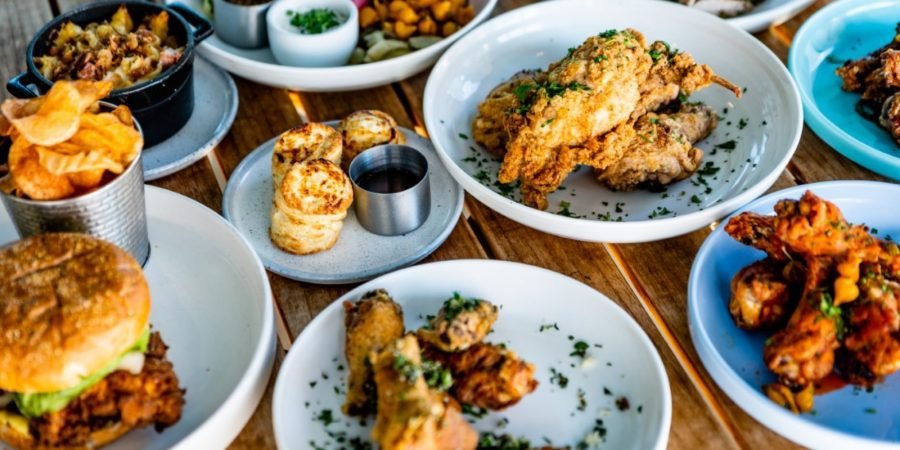 Fish & Fowl at Gather Round